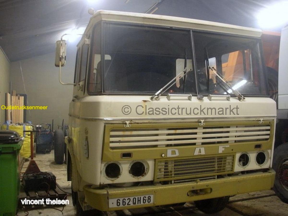 Fonkelnieuw Daf truck – Oudetrucksenmeer TY-94