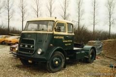 2016-08-24 DAF T 1600 DA 1966. Pustjens Echt.