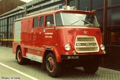 2016-12-11 DAF V1600BB bj 1965 Hattem 1983