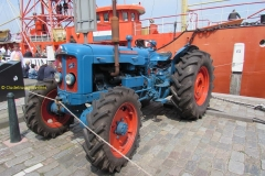 2016-06-09 Fordson tractor