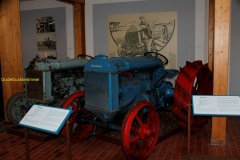 2018-09-16 Fordson tractor