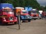 Groepsfoto trucks