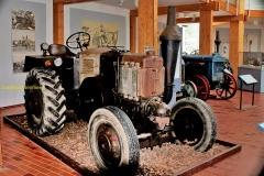 2018-09-16 Lanz Bulldog tractor