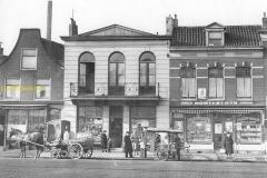 2012-12-09 Havenstraat melkboer 1950