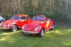 2017-09-27 links VW sedan van 30-03-1984 recht VW cabr 15-03-1976