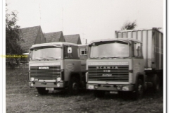 2011-01-17 scania 110 en 111 Arendonk  transport