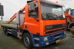 DAF 75 CF 290 2001 Ex Jongeneel Hendriks 036