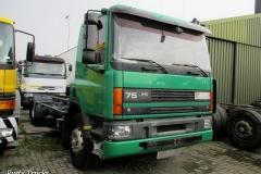 DAF FA 75-240 1996 (1) Ex A. Strang & Zonen Baum (86)