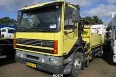 DAF FA 75-240 1998 Ex Fa. v.d. Nol Kleyn 256