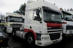 DAF FT CF 85-380 2005 Ex Houtman Logistiek FW 014