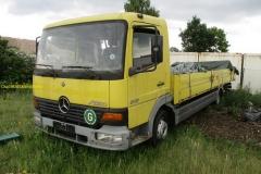 BD Mercedes 815