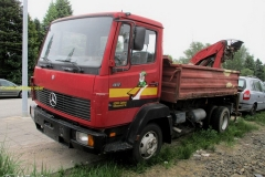 BD Mercedes 817