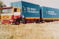 2018-01-08 VOLVO F12 Frans de Beer uit Roosendaal