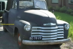 2018-02-01 Chevrolet 3104 01-09-1953