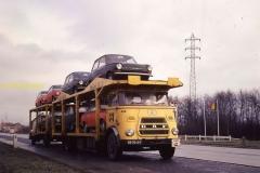 2017-10-06 Daf amerongen Transport personenwagens456