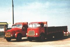 2009-06-05  KORSTANJE GOES linker daf zelf meegereden in 1972
