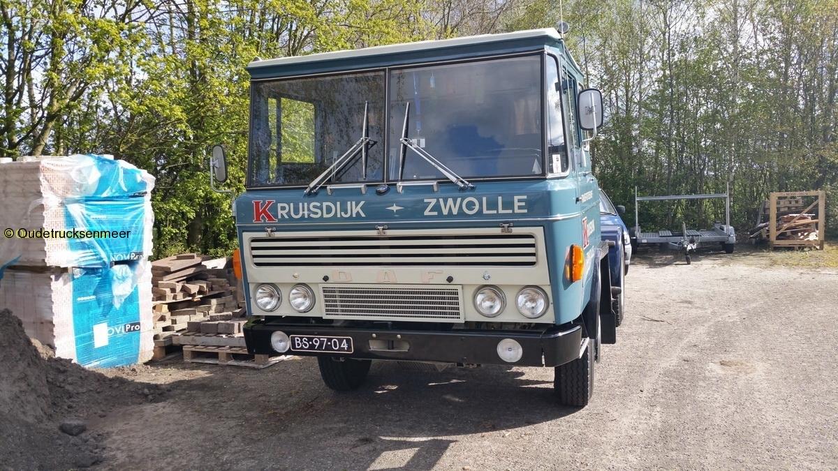 Uitgelezene Daf truck – Oudetrucksenmeer OD-36