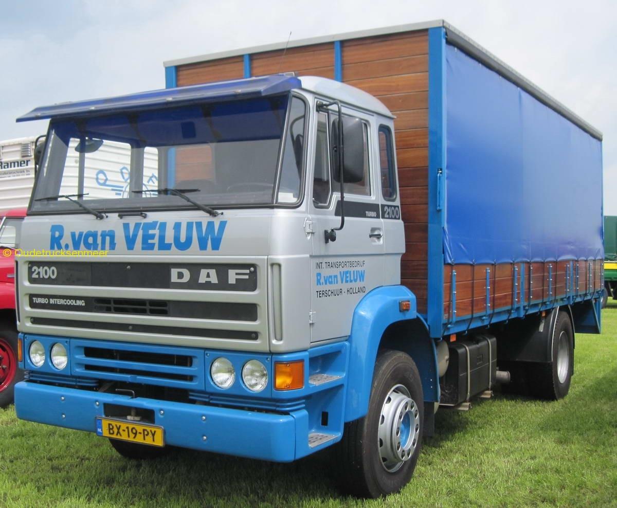 2016-07-14 Daf FA 2105 BJ 09-06-1987 BR
