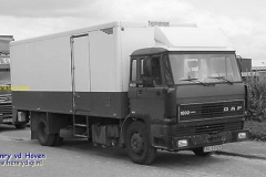 2013-10-13 Daf 1600 bj 1985