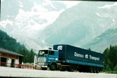Damco transport uit Rotterdam