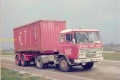 2011-02-09 DAF 2600 G v Dongen containertransport