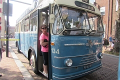 willem foto,s 0030 DORDT OP STOOM 2018 LEYLAND VERHEUL BUS 1958