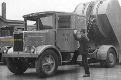 Faun trucks