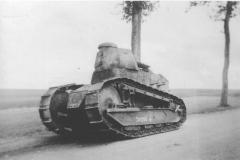 Franz. Minenraumpanzer Renault