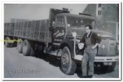 Geuze transport uit Scherpenisse