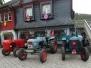 Groepsfoto tractoren