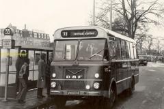 2017-01-09 Daf Amsterdam Centraalstation 1967
