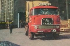 2009-02-223 KRUPP, V6 Cummins motor 186PK, 1965