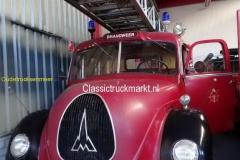 2015-09-30 Magirus Deutz ladderwagen uit 1953