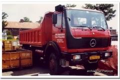 2011-07-20  Mercedes 2628 kipper 6x6  1987