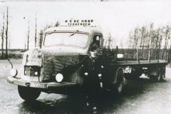 2016-11-08 Mercedes de hoop terneuzen BETONIJZER WAGEN 1960