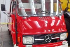 2019-01-16 Mercedes 206 D