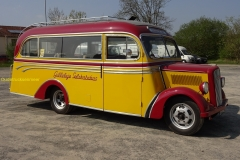 2019-01-31 Opel Blitz bus