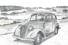 2018-10-31 Pentekening simca 8 1939