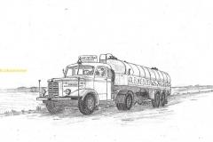 Pentekening kromhout keijzer zaandam