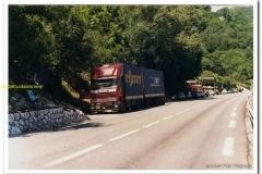 2011-02-28 Scania Rijnart Italy bij de Frejus tunnel
