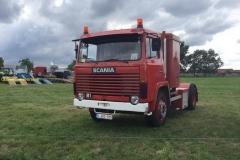 2017-12-02 Scania LB81 van 1978
