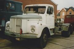 2016-08-30 Scania L 80 voor ruilhandel Museumcollectie