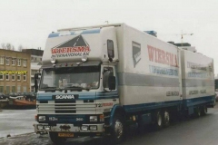 Scania trucks map 14