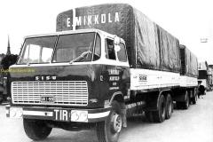 Sisu trucks