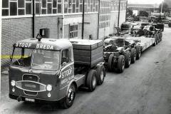 2018-10-26 Truck 38.. AS Automobiel Schmidt + grote Scheuerle laadvloer - kopie