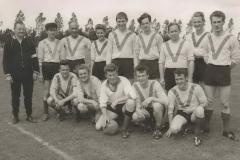 Verbrugge voetbalelftal