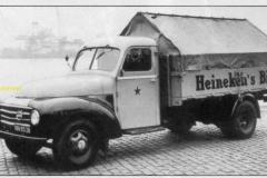 volvo L 340 lith carroserie 1951