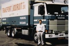 2009-04-04-vooruit-breskens-chauff-Rudi-de-Smet-40-jaar-chauffeur-bij-vooruit
