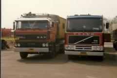 2012-05-04 Daf en Volvo zijderlaan Stolwijk